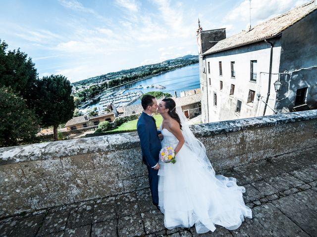 Il matrimonio di Daniele e Valentina a Capodimonte, Viterbo 26