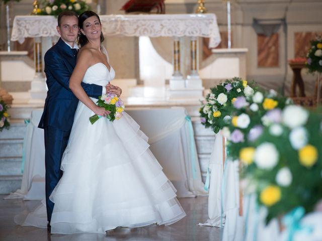 Il matrimonio di Daniele e Valentina a Capodimonte, Viterbo 27