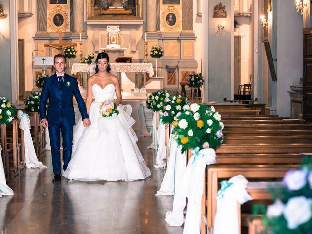 Il matrimonio di Daniele e Valentina a Capodimonte, Viterbo 28