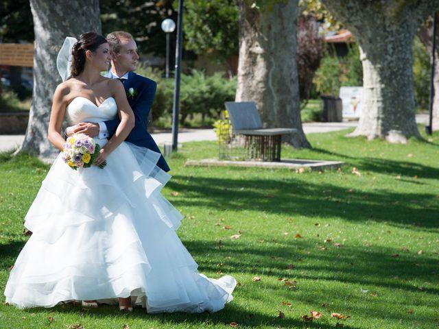 Il matrimonio di Daniele e Valentina a Capodimonte, Viterbo 30