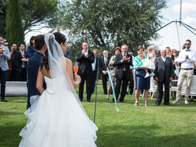 Il matrimonio di Daniele e Valentina a Capodimonte, Viterbo 32