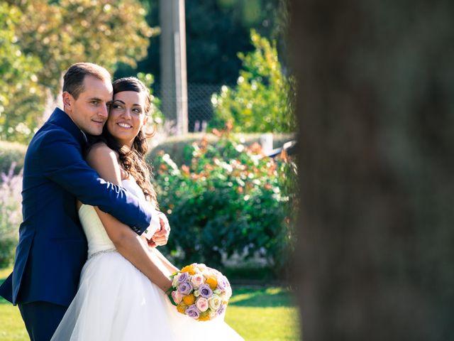 Il matrimonio di Daniele e Valentina a Capodimonte, Viterbo 34