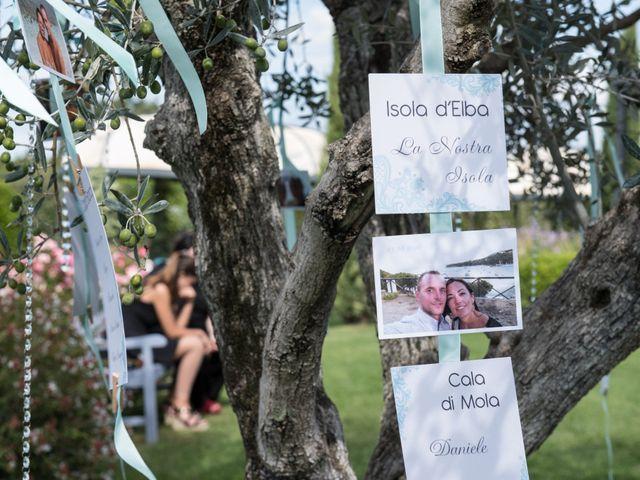 Il matrimonio di Daniele e Valentina a Capodimonte, Viterbo 36