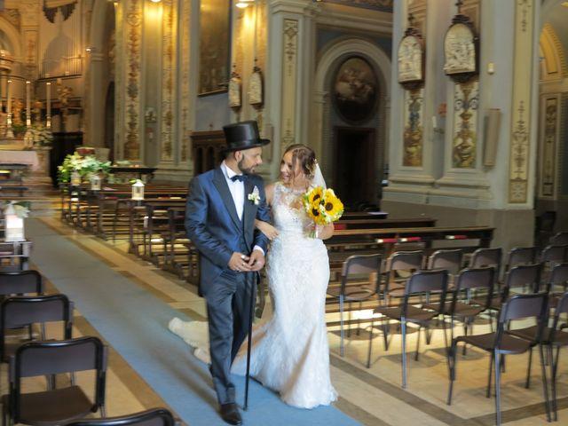 Il matrimonio di Diego e Barbara  a Varese, Varese 8