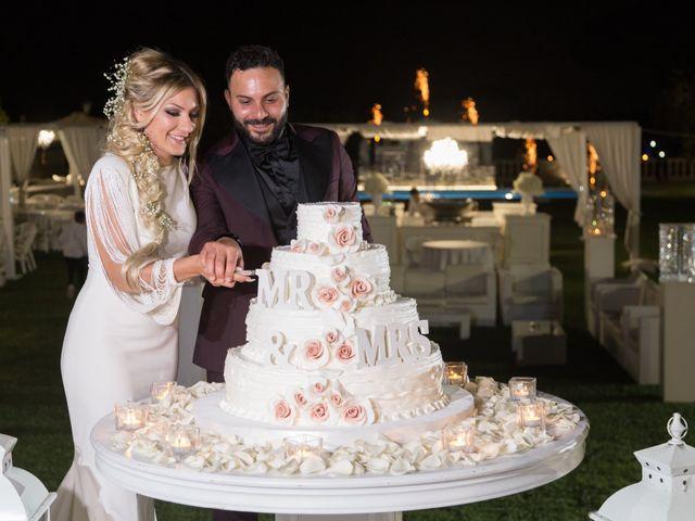 le nozze di Denise e Manuel