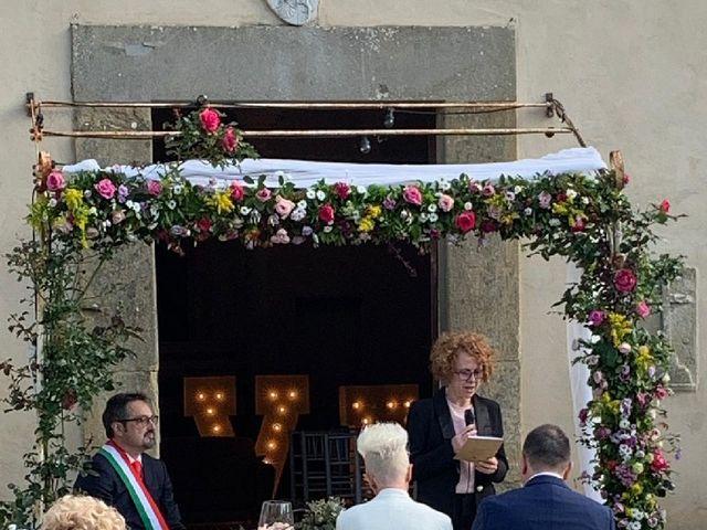 Il matrimonio di Mirko e Valeria a Arezzo, Arezzo 4