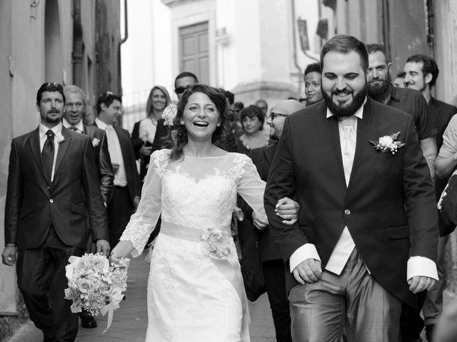 Le nozze di Paola e Emilio