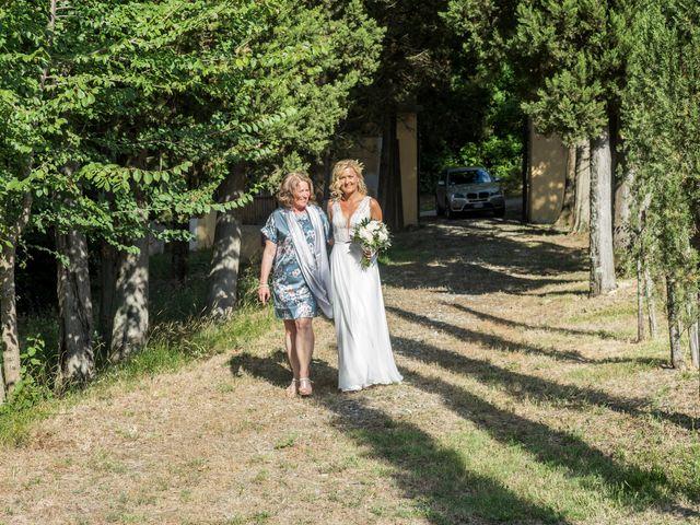 Il matrimonio di Mattias e Eva a Pontassieve, Firenze 23