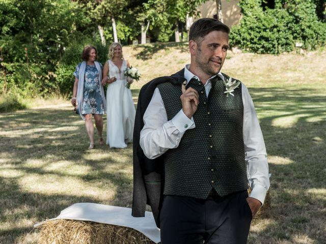 Il matrimonio di Mattias e Eva a Pontassieve, Firenze 28