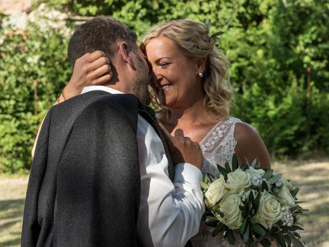 Il matrimonio di Mattias e Eva a Pontassieve, Firenze 29