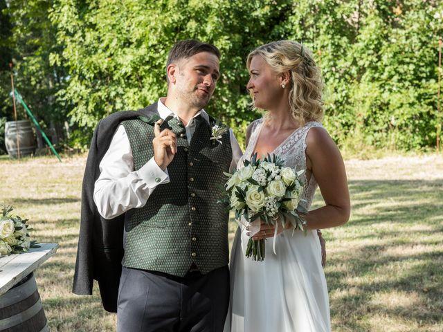 Il matrimonio di Mattias e Eva a Pontassieve, Firenze 30