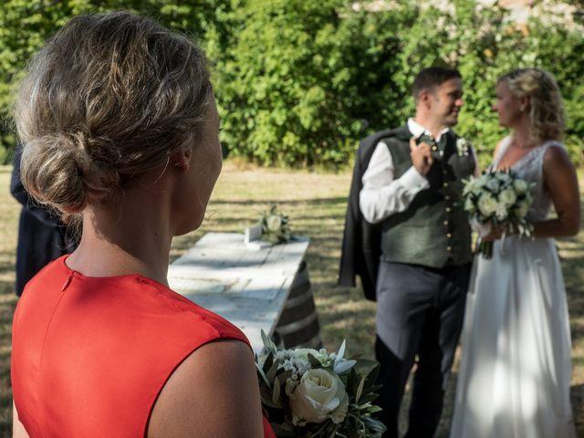 Il matrimonio di Mattias e Eva a Pontassieve, Firenze 31