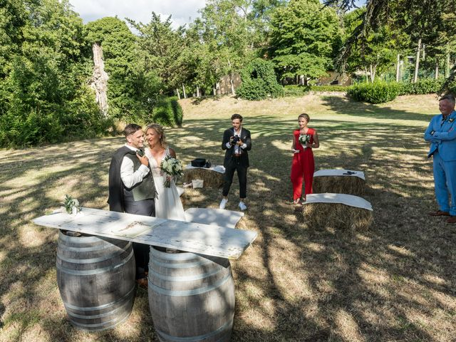 Il matrimonio di Mattias e Eva a Pontassieve, Firenze 33