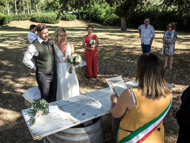 Il matrimonio di Mattias e Eva a Pontassieve, Firenze 39