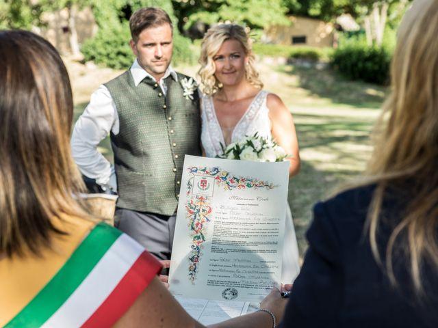 Il matrimonio di Mattias e Eva a Pontassieve, Firenze 41