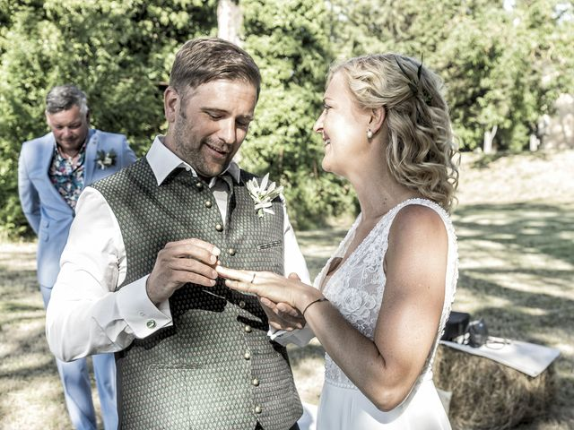 Il matrimonio di Mattias e Eva a Pontassieve, Firenze 42