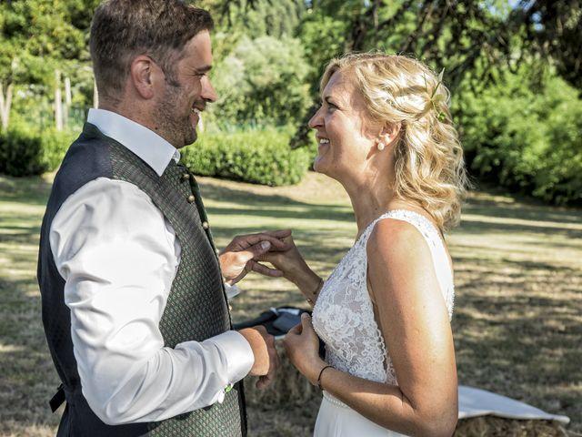 Il matrimonio di Mattias e Eva a Pontassieve, Firenze 43