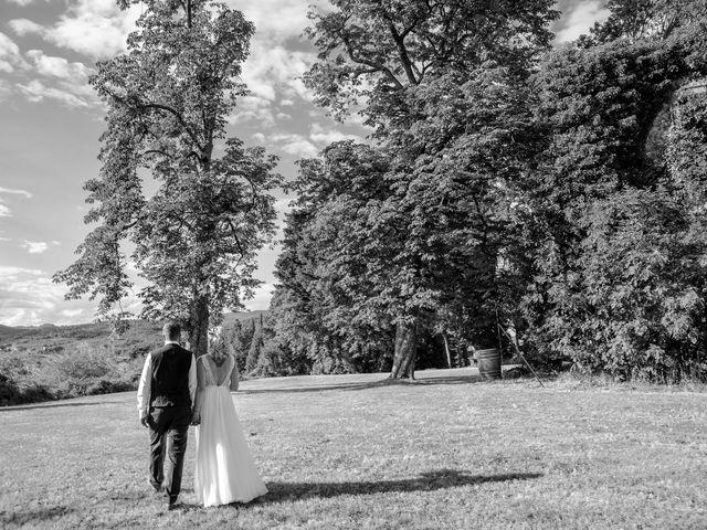 Il matrimonio di Mattias e Eva a Pontassieve, Firenze 47
