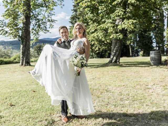 Il matrimonio di Mattias e Eva a Pontassieve, Firenze 53