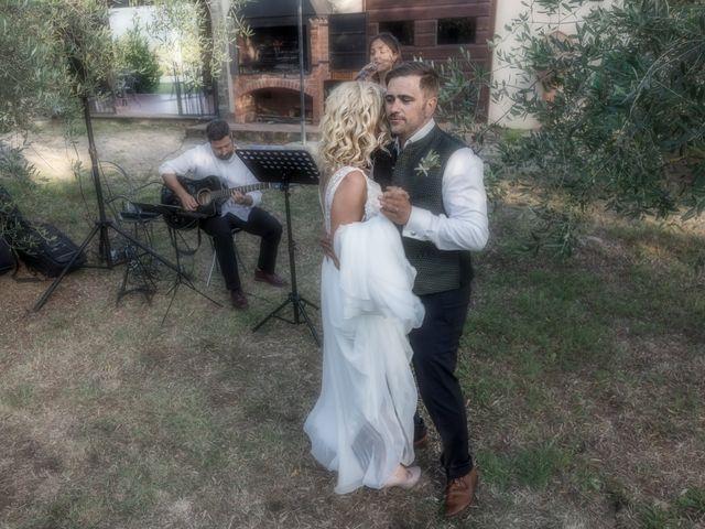 Il matrimonio di Mattias e Eva a Pontassieve, Firenze 56
