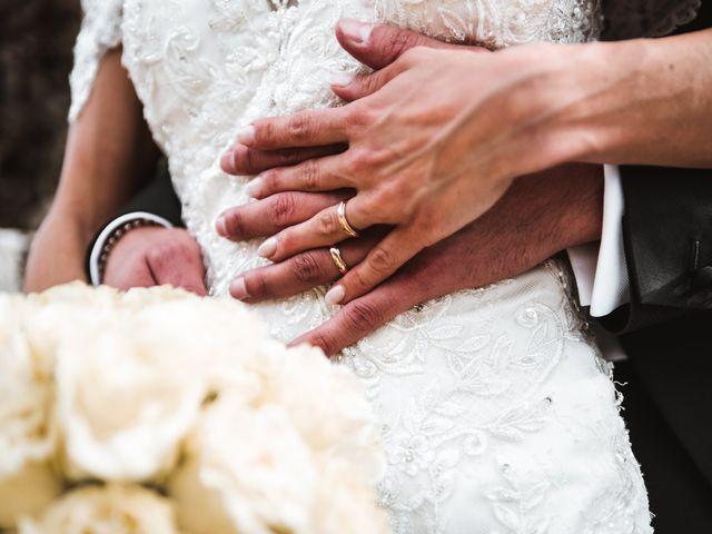 Le nozze di Elisabetta e Thomas