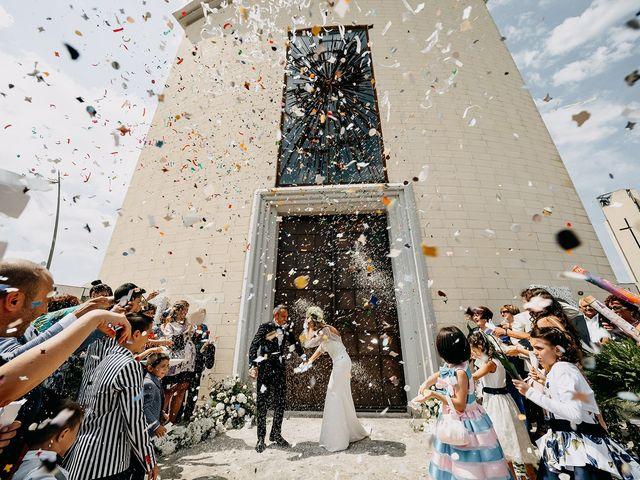 Il matrimonio di Agostino e Rossella a Torremaggiore, Foggia 35