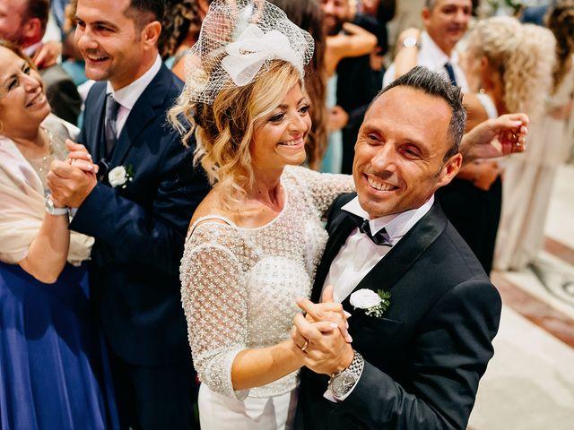 Il matrimonio di Agostino e Rossella a Torremaggiore, Foggia 63