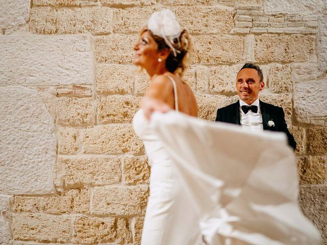 Il matrimonio di Agostino e Rossella a Torremaggiore, Foggia 71