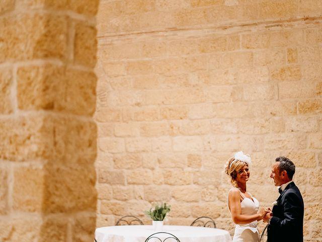 Il matrimonio di Agostino e Rossella a Torremaggiore, Foggia 76
