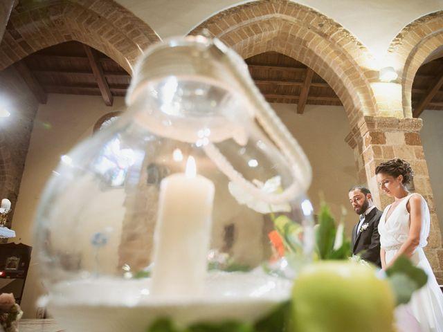 Il matrimonio di Rocco e Silvia a Pisticci, Matera 18