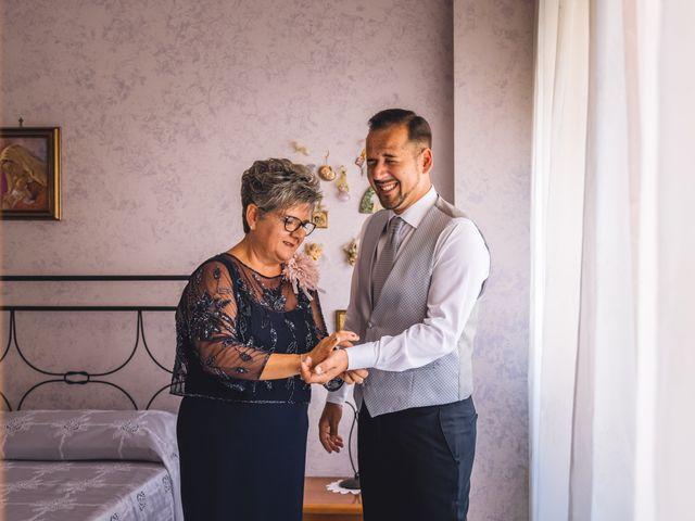 Il matrimonio di Daniela e Giovanni a Corleone, Palermo 3