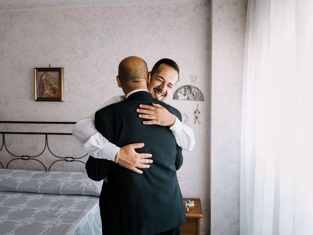 Il matrimonio di Daniela e Giovanni a Corleone, Palermo 4