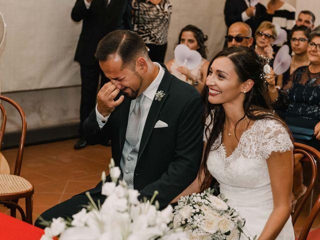 Il matrimonio di Daniela e Giovanni a Corleone, Palermo 11