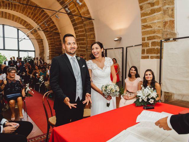 Il matrimonio di Daniela e Giovanni a Corleone, Palermo 13