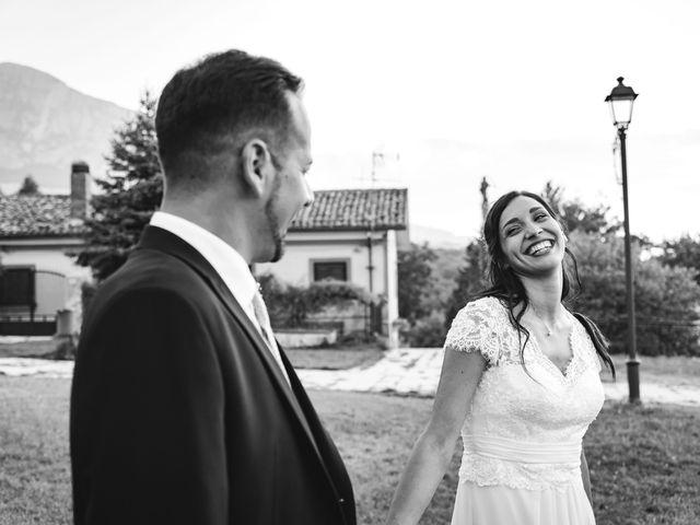 Il matrimonio di Daniela e Giovanni a Corleone, Palermo 1