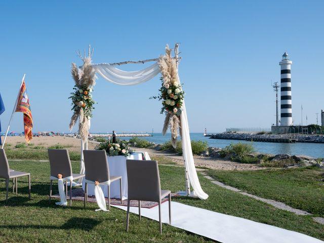 Il matrimonio di Michael e Monica a Jesolo, Venezia 17