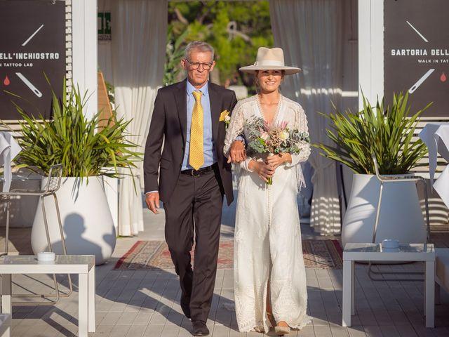 Il matrimonio di Michael e Monica a Jesolo, Venezia 20