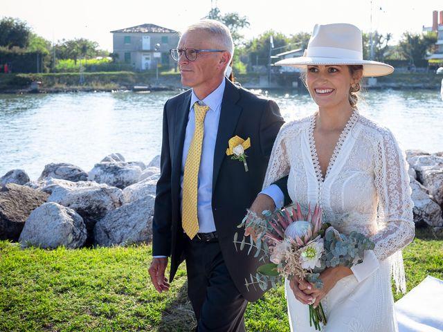 Il matrimonio di Michael e Monica a Jesolo, Venezia 21