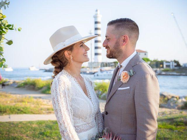 Il matrimonio di Michael e Monica a Jesolo, Venezia 33