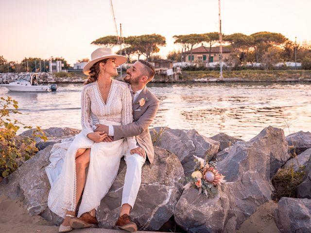 Il matrimonio di Michael e Monica a Jesolo, Venezia 37