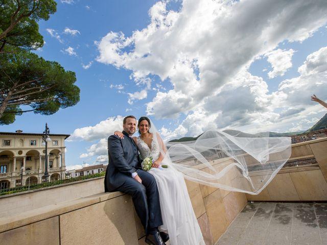 Il matrimonio di Daniele e Laura a Rieti, Rieti 28