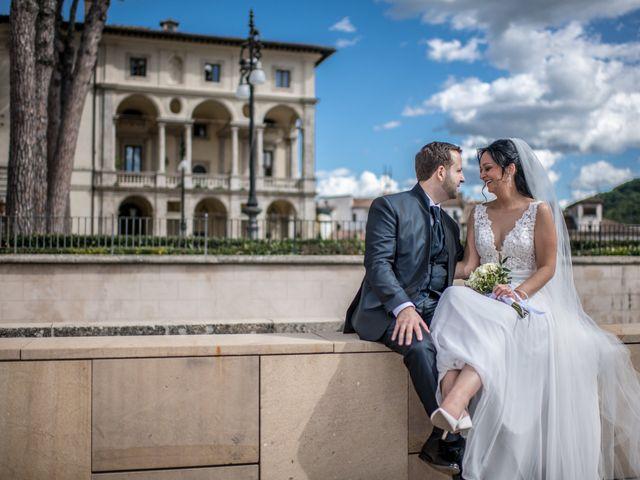 Il matrimonio di Daniele e Laura a Rieti, Rieti 30