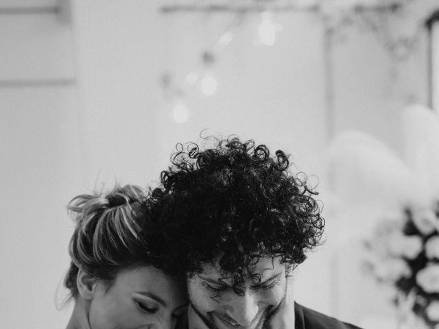 Il matrimonio di Daniela e Pasquale a Caiazzo, Caserta 40