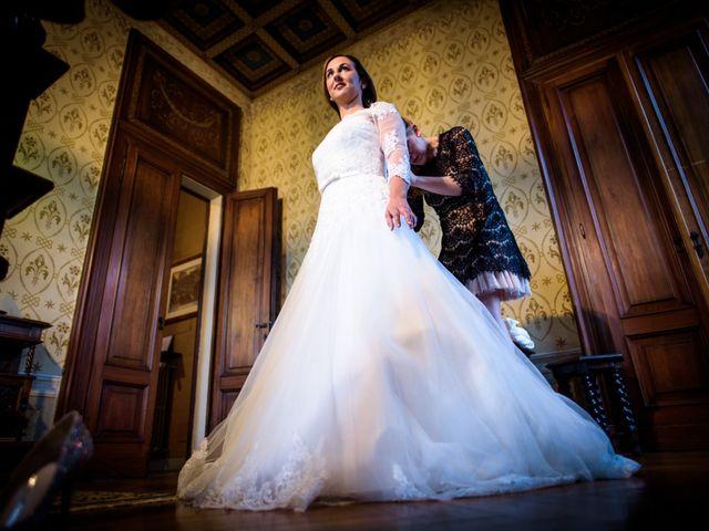 Il matrimonio di Alessandro e Jessica a Pavia, Pavia 1