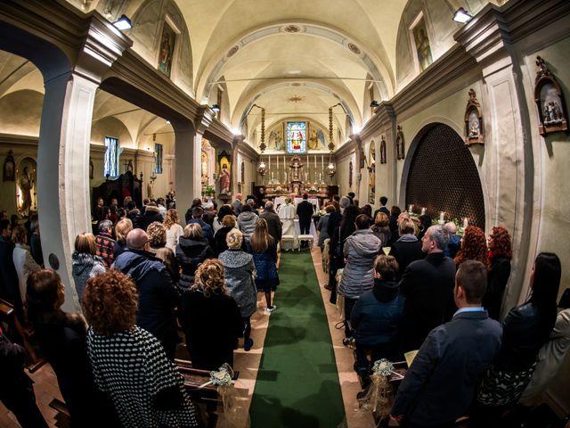 Il matrimonio di Alessandro e Jessica a Pavia, Pavia 21