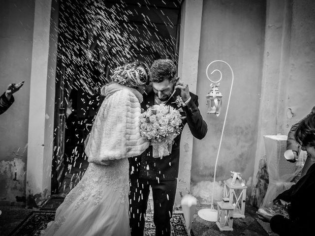 Il matrimonio di Alessandro e Jessica a Pavia, Pavia 22