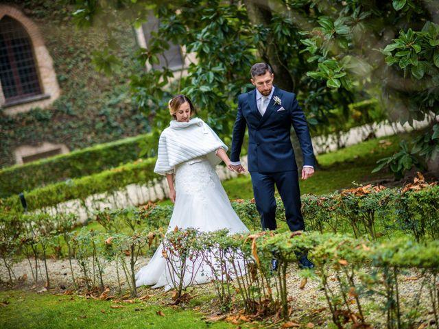 Il matrimonio di Alessandro e Jessica a Pavia, Pavia 38