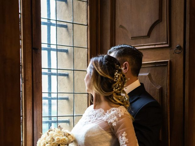 Il matrimonio di Alessandro e Jessica a Pavia, Pavia 39