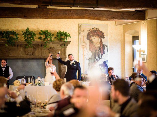 Il matrimonio di Alessandro e Jessica a Pavia, Pavia 44