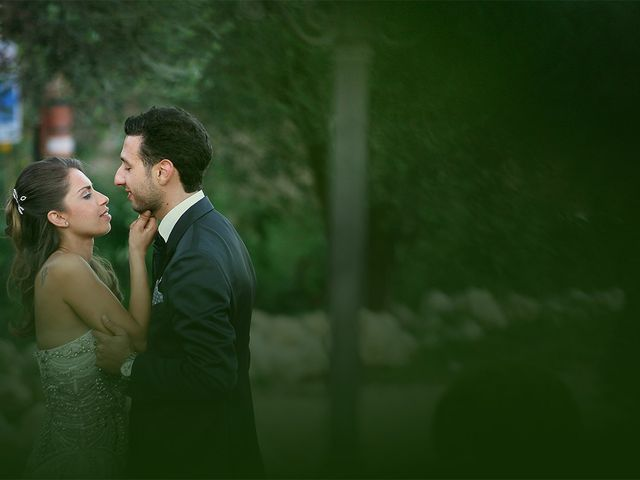 Le nozze di Raffaella e Pierluigi
